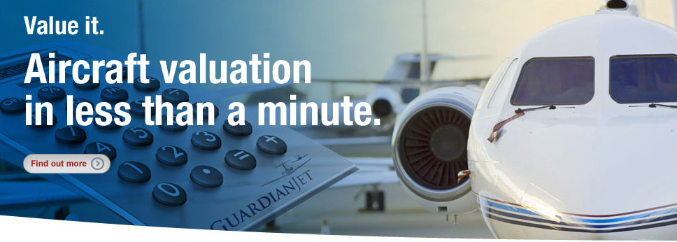 Calculate the value of your aircraft - click here