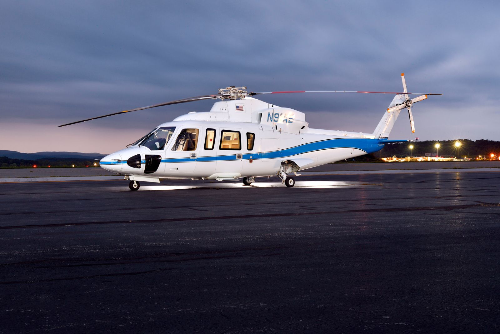 Sikorsky S76C+ S/N 760552 for sale | feature image