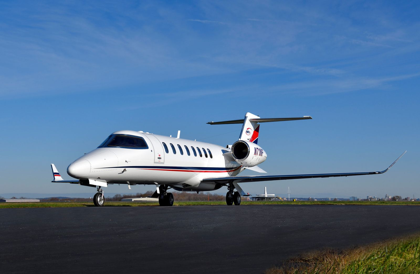 Bombardier Learjet 75 S/N 45-523 for sale | feature image