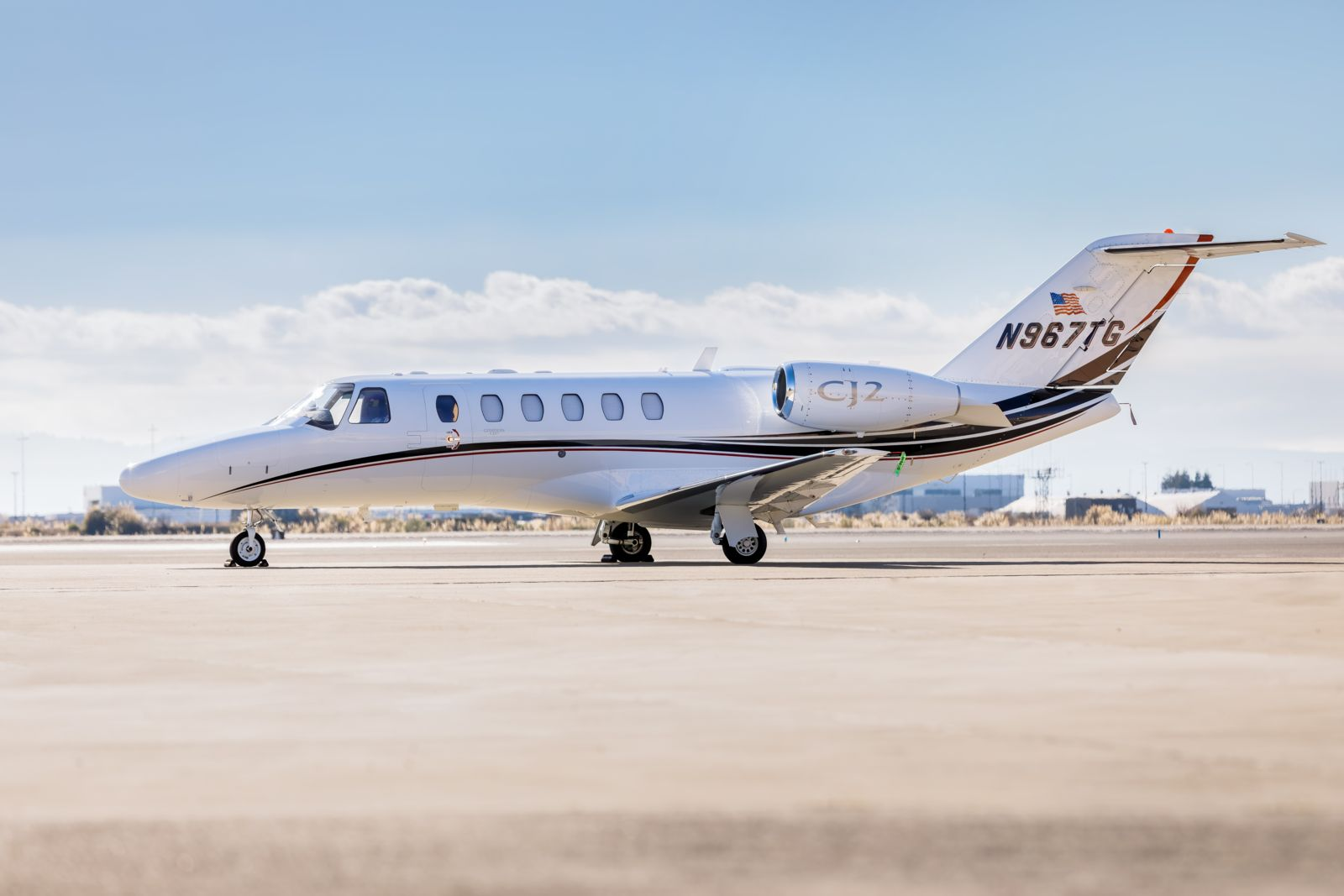 Cessna CJ2+ S/N 319 for sale | feature image