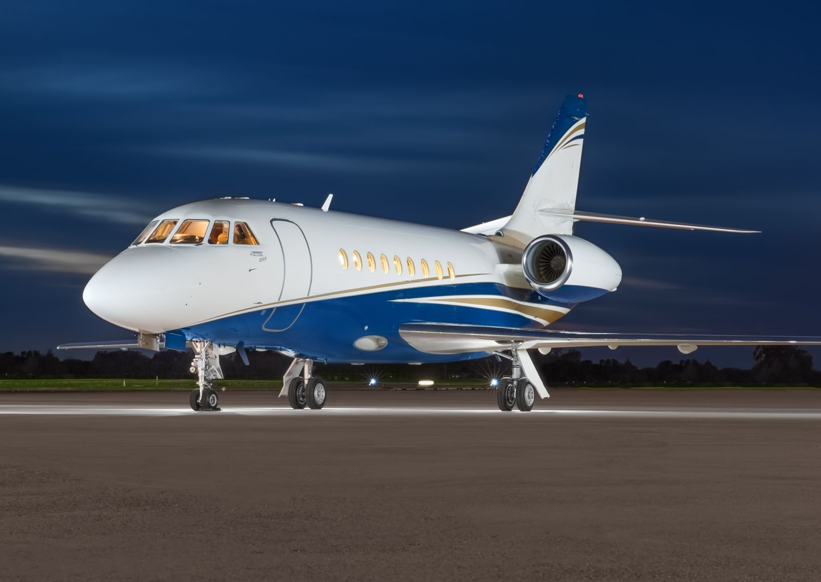 Dassault Falcon 2000 S/N 60 for sale | feature image