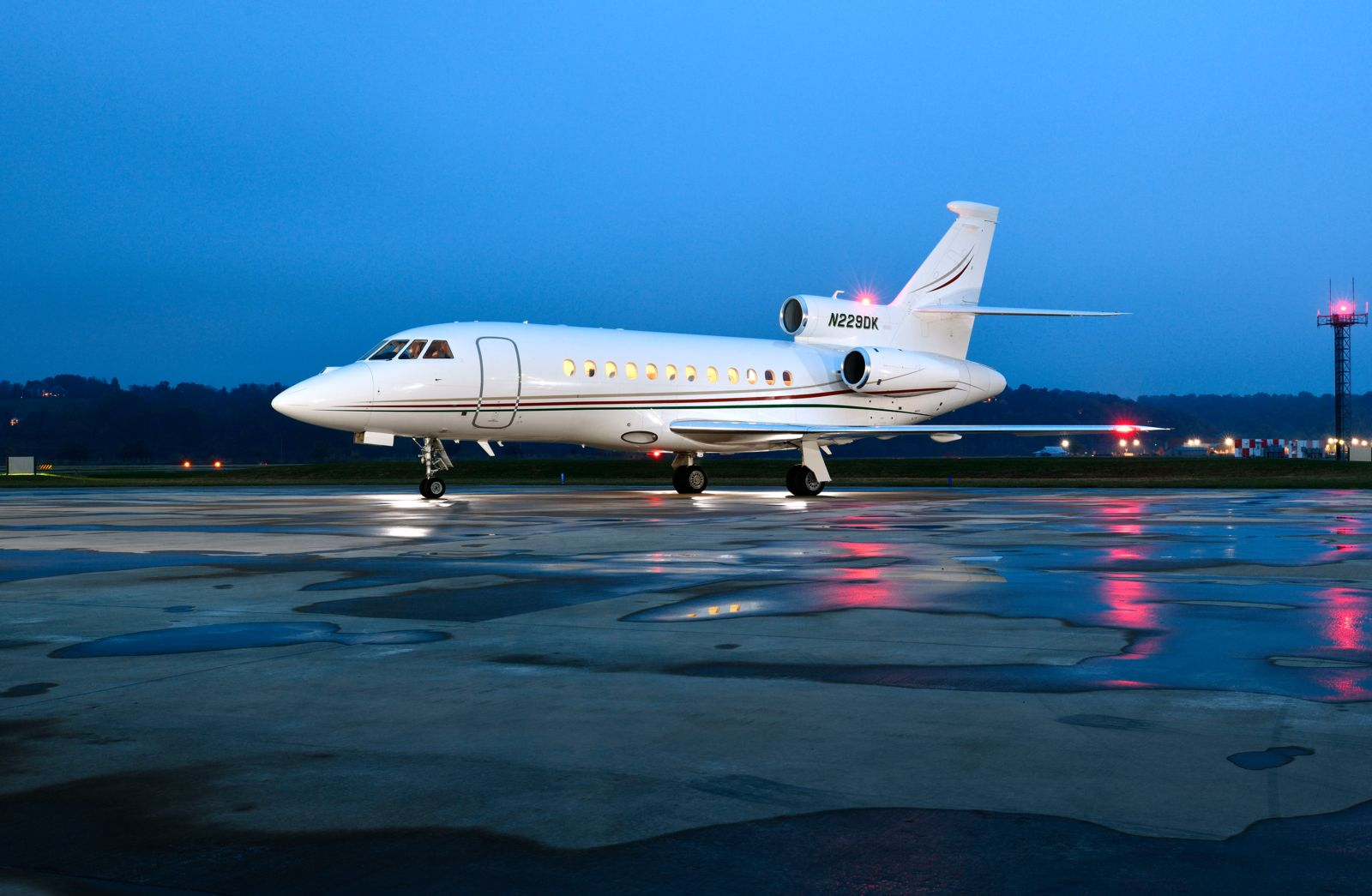 Dassault Falcon 900EX EASy S/N 229 for sale | feature image