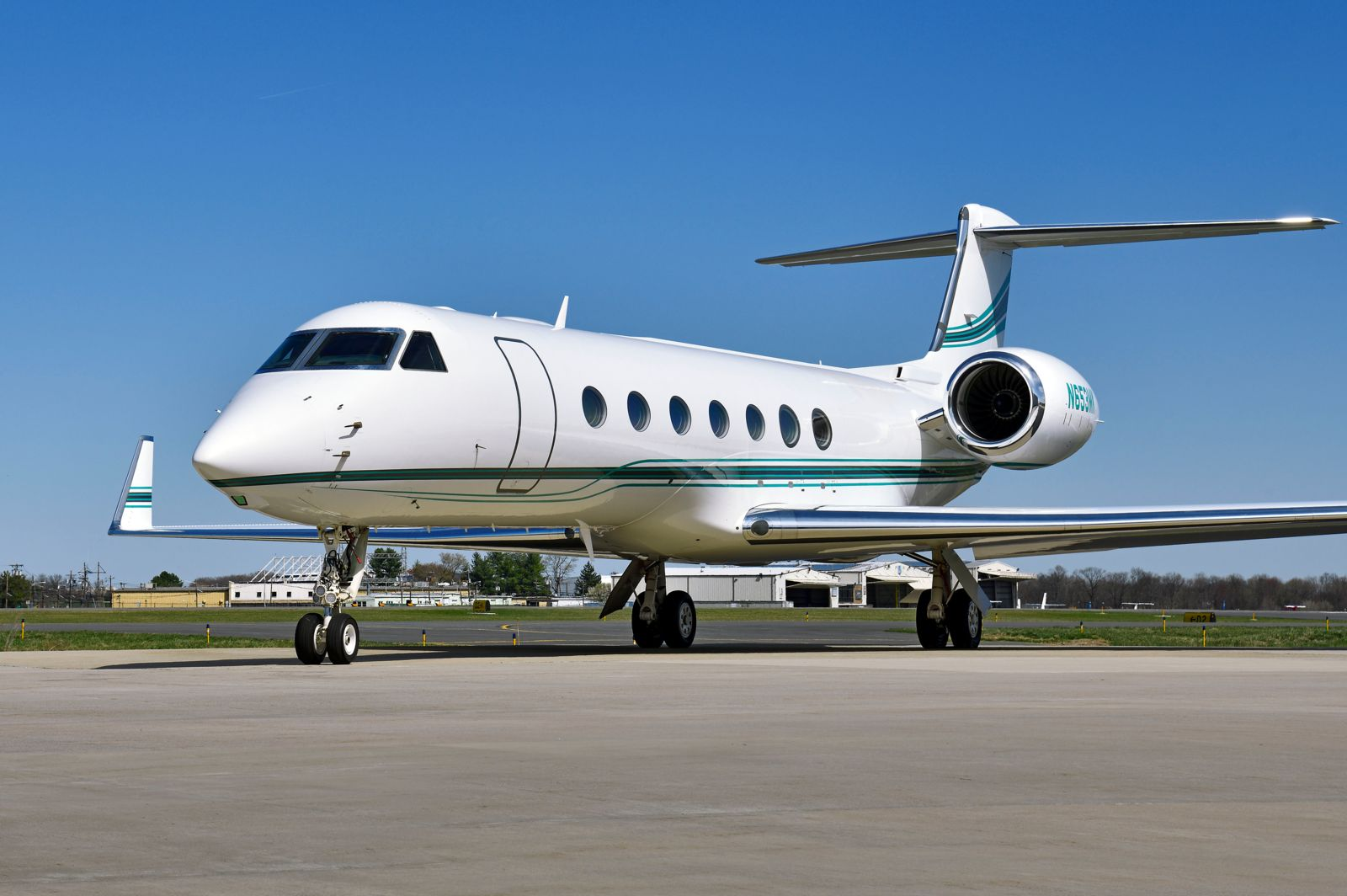 Gulfstream G550 S/N 5211 for sale | feature image