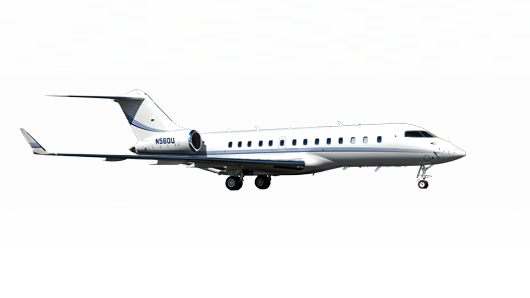 2010 Bombardier Global 5000 - S/N 9366 for sale
