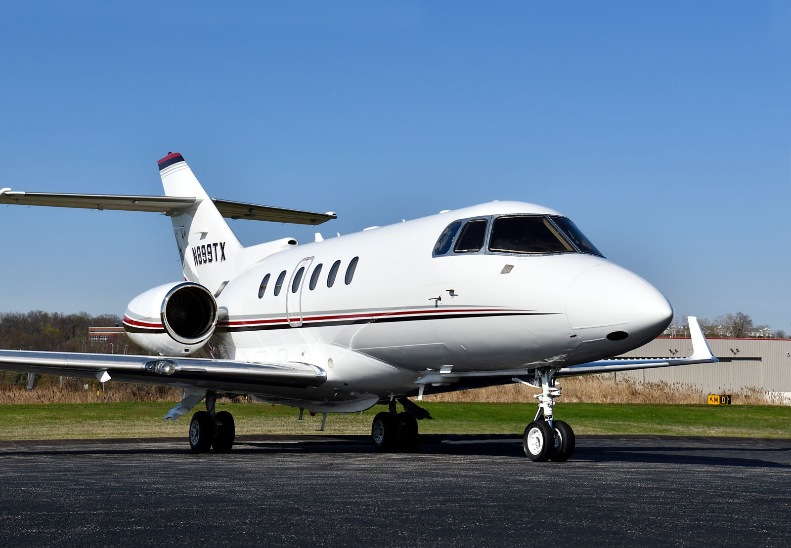Hawker/Textron 900XP S/N HA-0019 for sale | feature image
