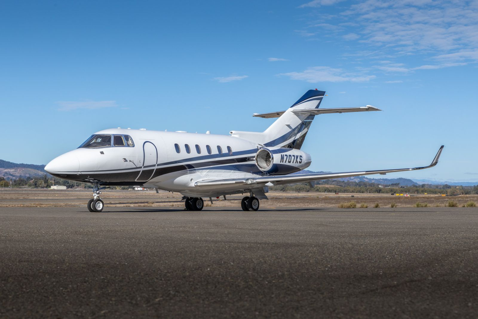 Hawker/Textron 800XPi S/N 258729 for sale | feature image