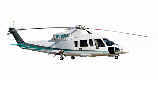 2008 Sikorsky S76C++ - S/N 760700 for sale