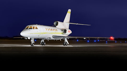 Dassault Falcon 50 S/N 55 for sale | feature image