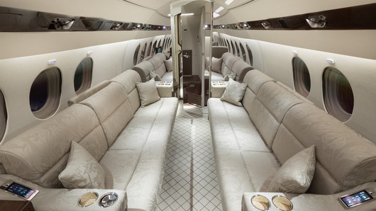 Dassault Falcon 900B  S/N 119 for sale | gallery image: /userfiles/images/aircraft-listing/F900B_sn119/aft%20aft.jpg
