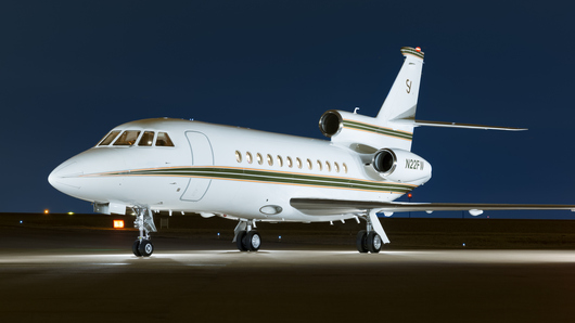 Dassault Falcon 900B S/N 119 for sale | feature image