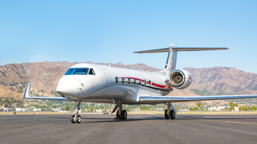 Gulfstream G550 S/N 5234 for sale | feature image
