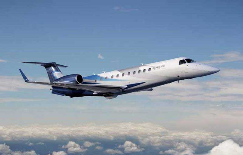Related model: Embraer Legacy 600