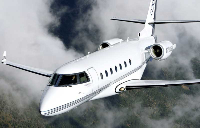 Related model: Gulfstream G200