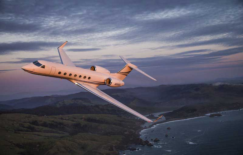 Related model: Gulfstream G550