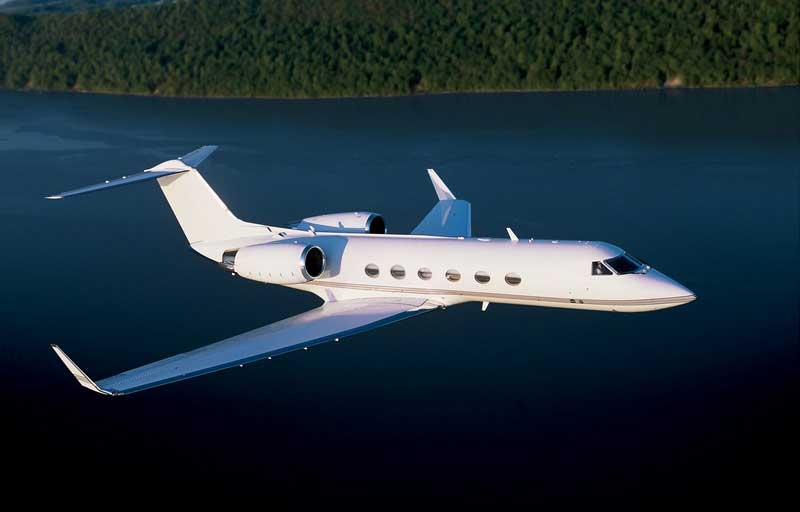 Related model: Gulfstream GIVSP