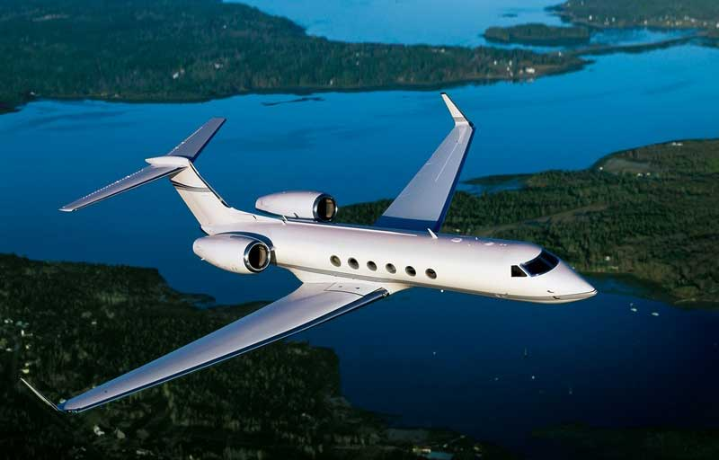 Related model: Gulfstream GV