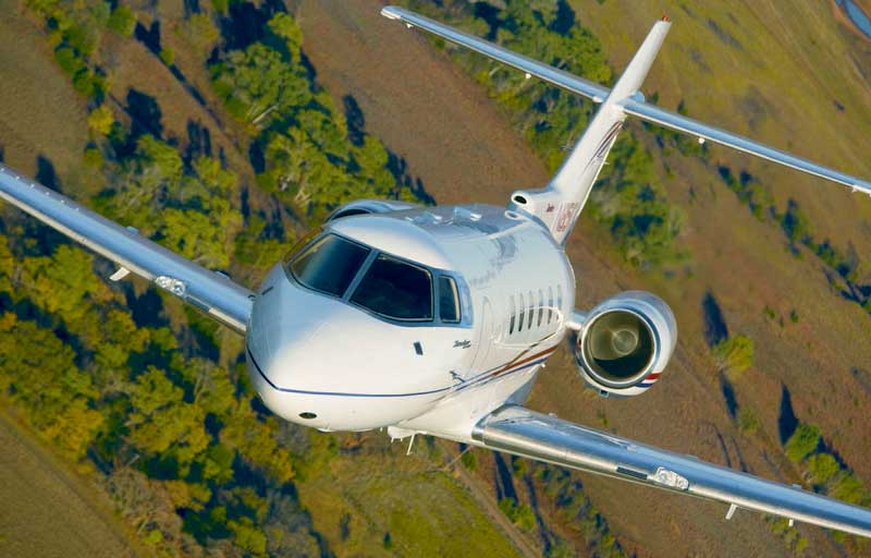 Related model: Hawker 800XP
