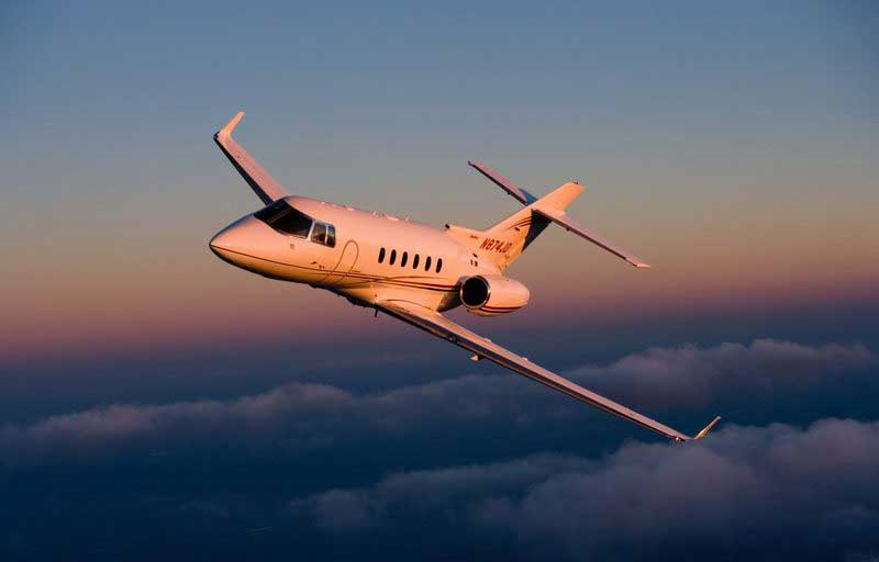 Related model: Hawker 850XP