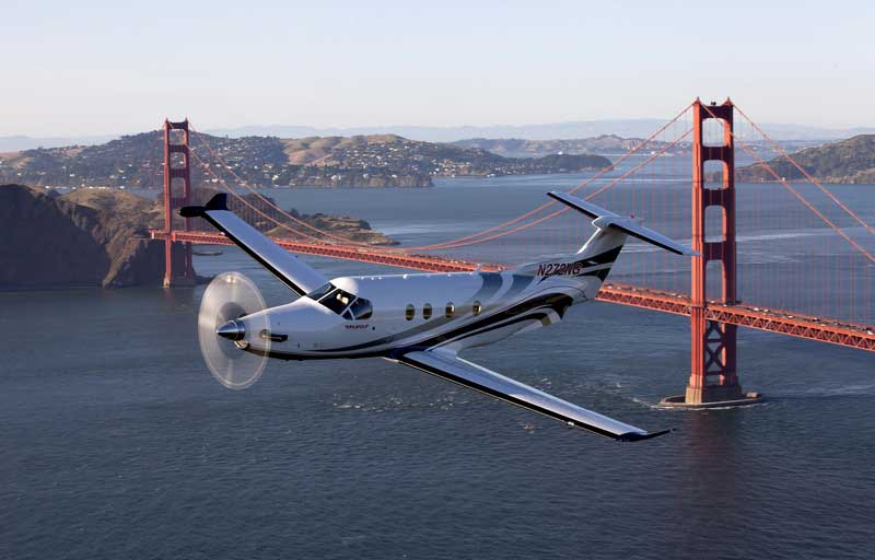 Related model: Pilatus PC-12
