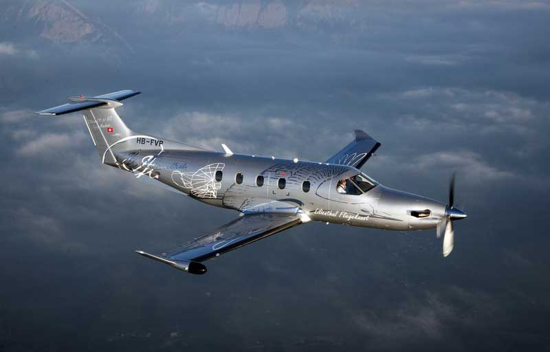 Seeking Pilatus PC-12/47 E NG