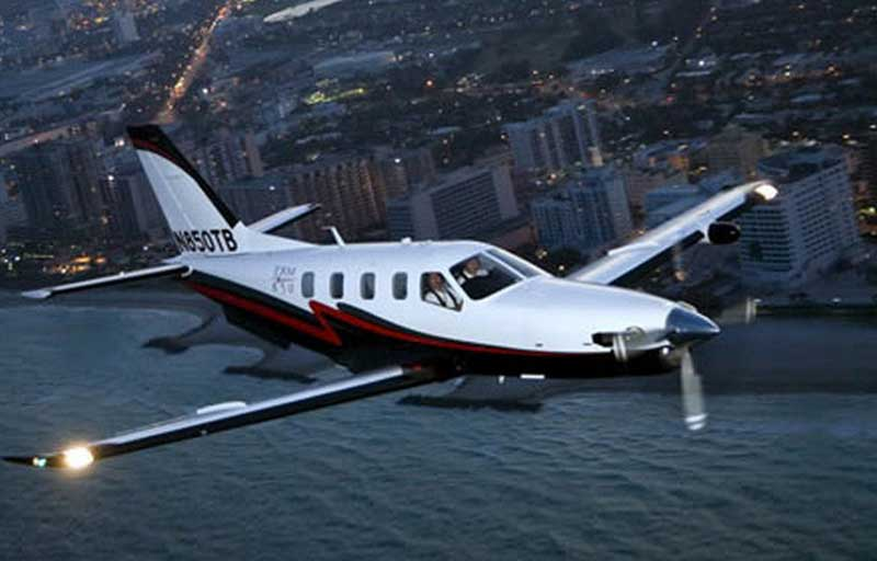 Related model: Daher TBM 850