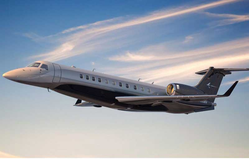 Related model: Embraer Legacy 650