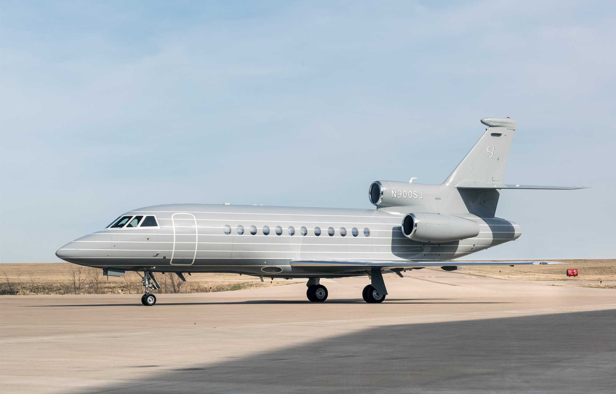 Related model: Dassault Falcon 900EX EASy
