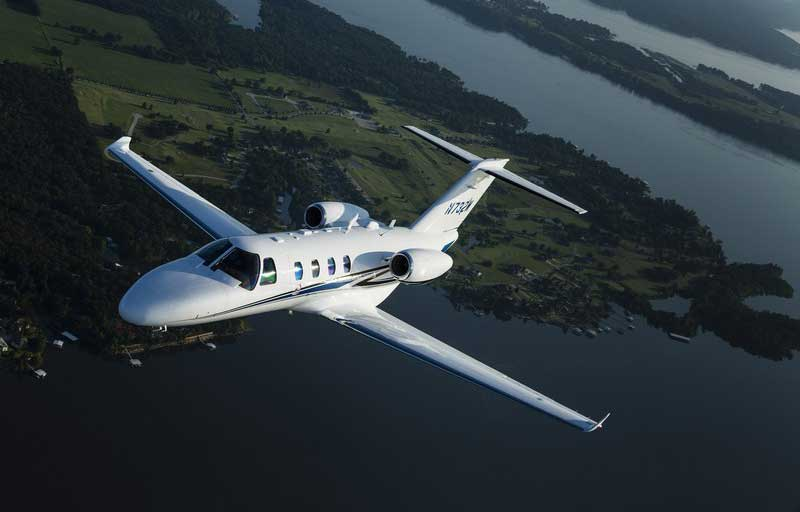 Related model: Cessna Citation M2