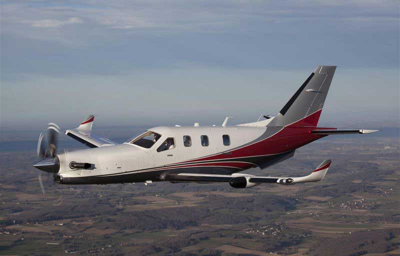 Related model: Daher TBM 900