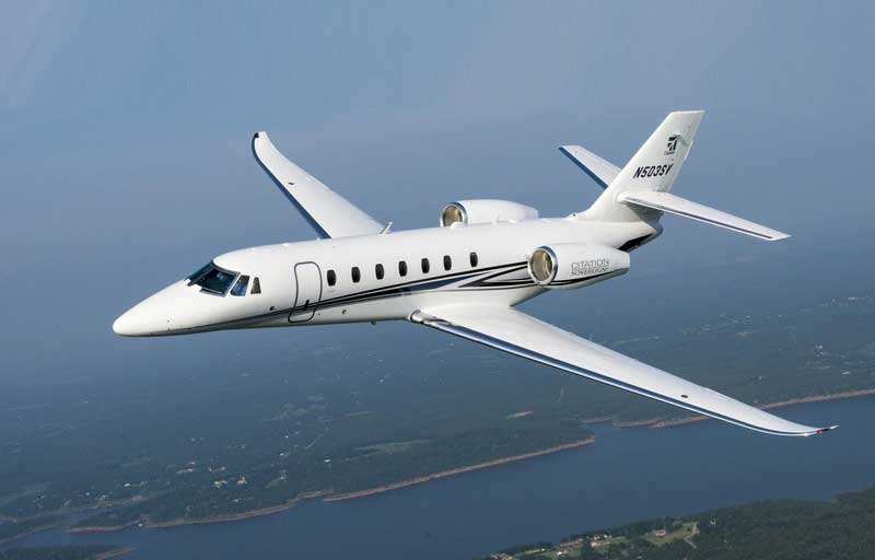 Related model: Cessna Sovereign+
