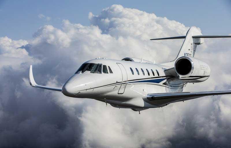 Cessna Citation X Brochure Performance Market Operating