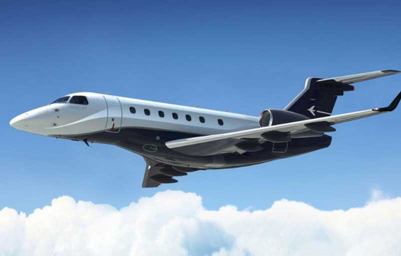 Related model: Embraer Legacy 500
