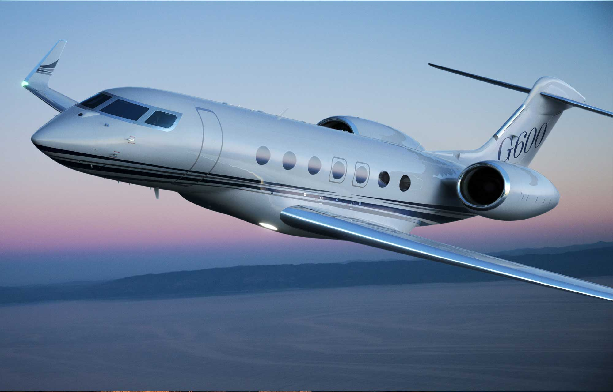 Related model: Gulfstream G600