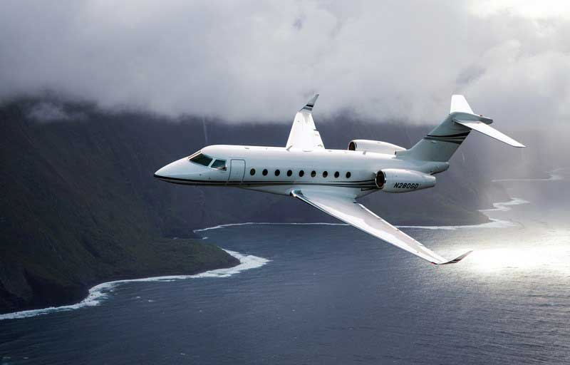 Related model: Gulfstream G280