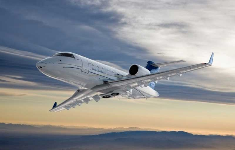 Related model: Bombardier CL 605