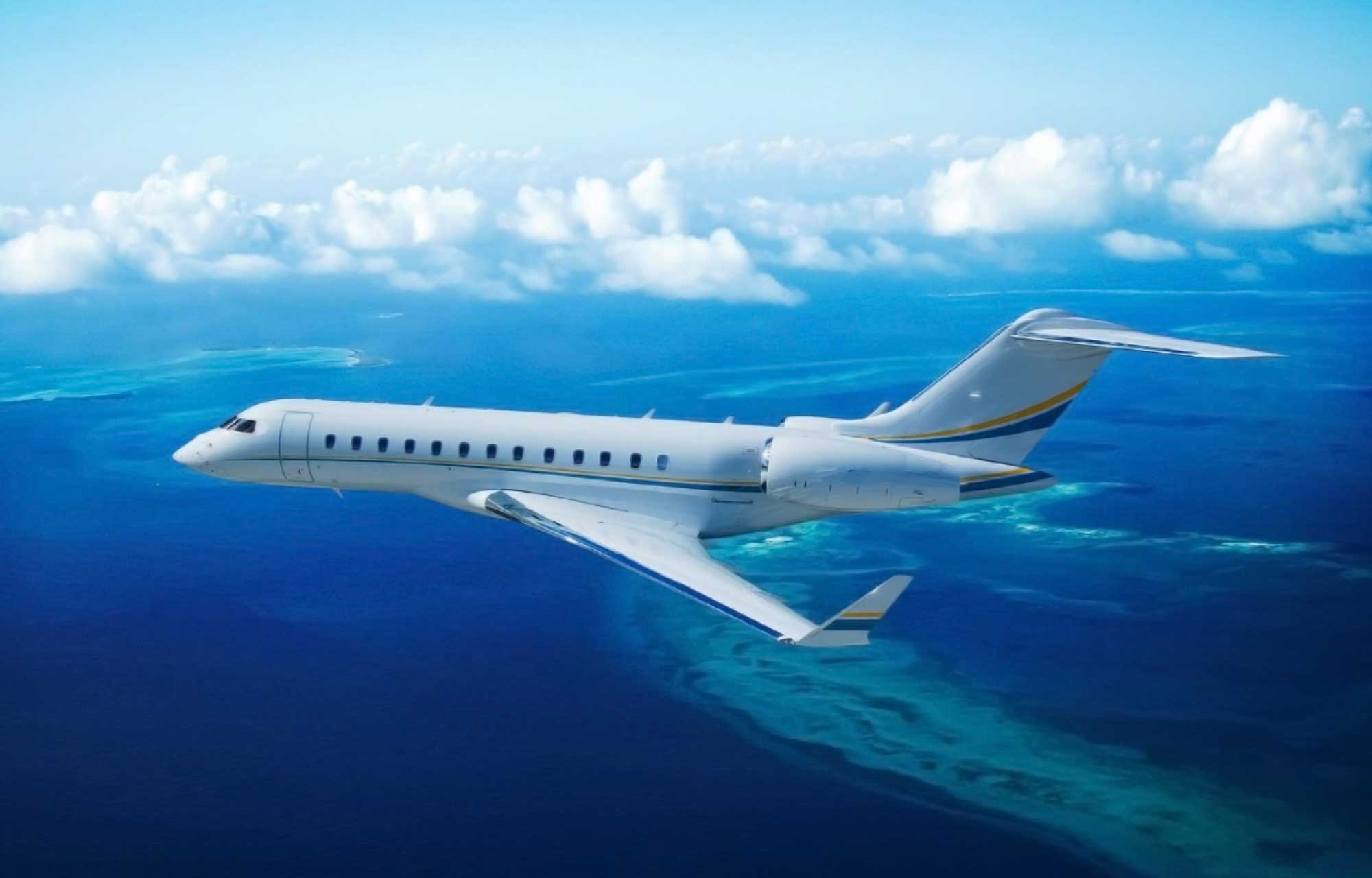 Related model: Bombardier Global 6000