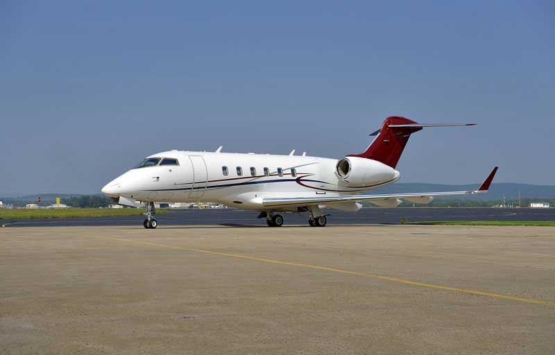 Seeking Bombardier CL 300