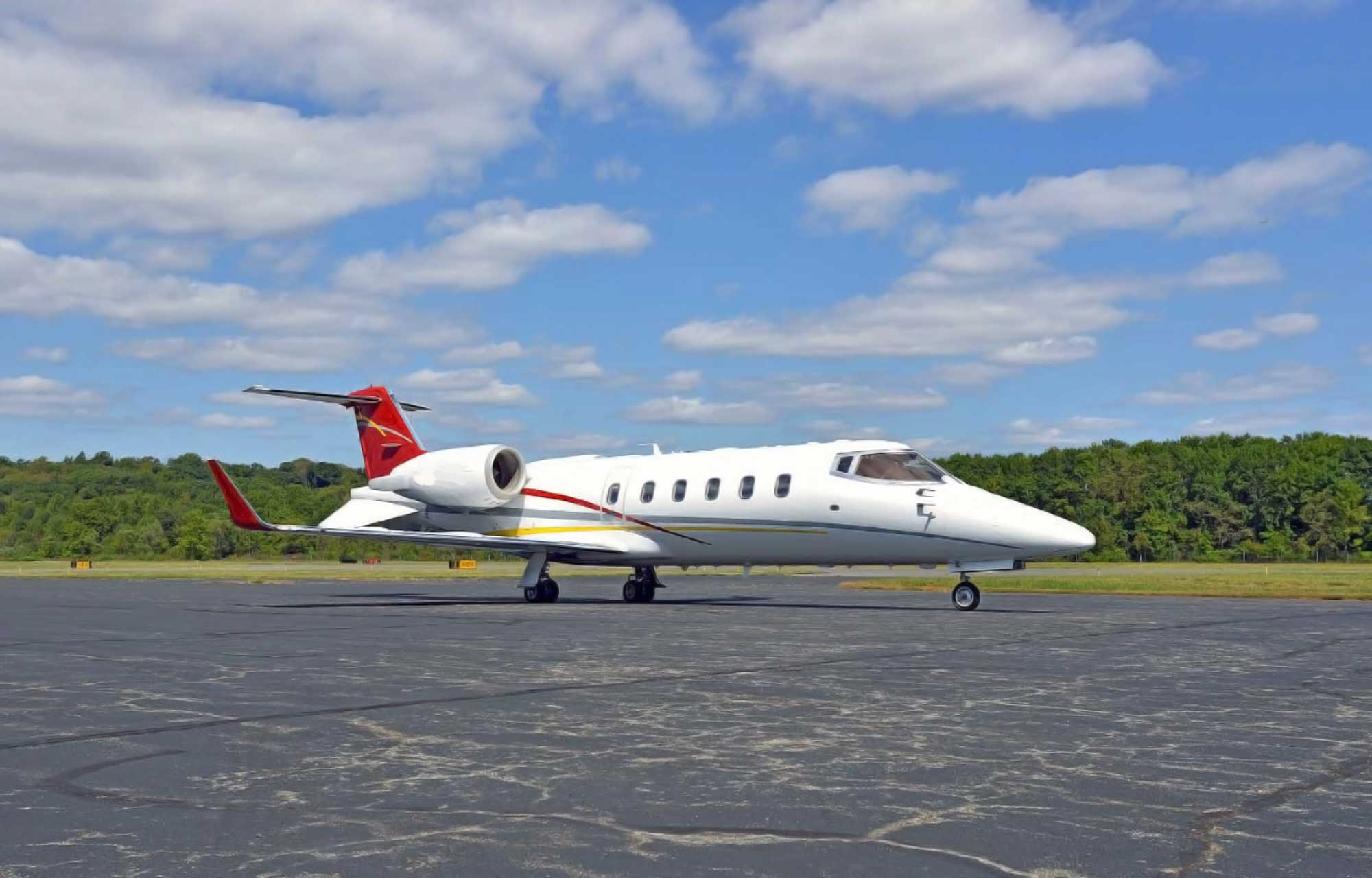 Related model: Bombardier Learjet 60XR