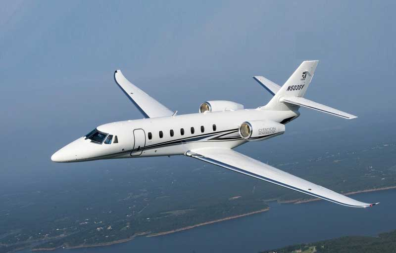 Related model: Cessna Sovereign