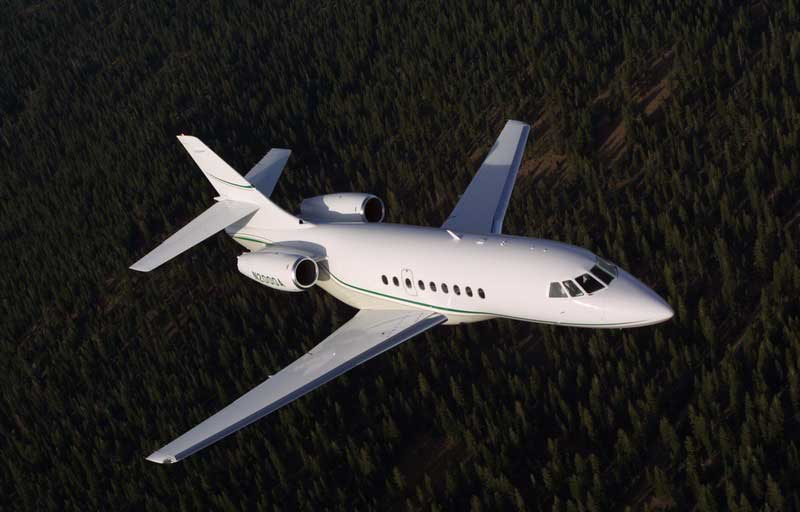 Related model: Dassault Falcon 2000