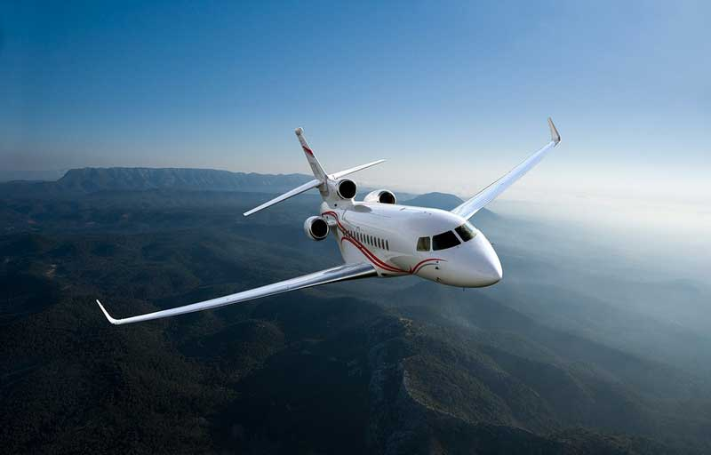 Related model: Dassault Falcon 7X