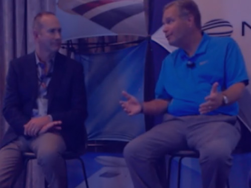 Craig Olson and Don Dwyer discuss bizav leadership and fleet planning at NBAA19
