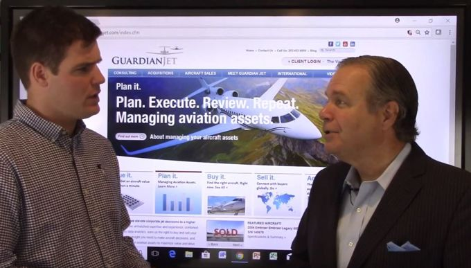 Don Dwyer on the Changing Dynamics of Today's Business Aviation Market- 2018 - video