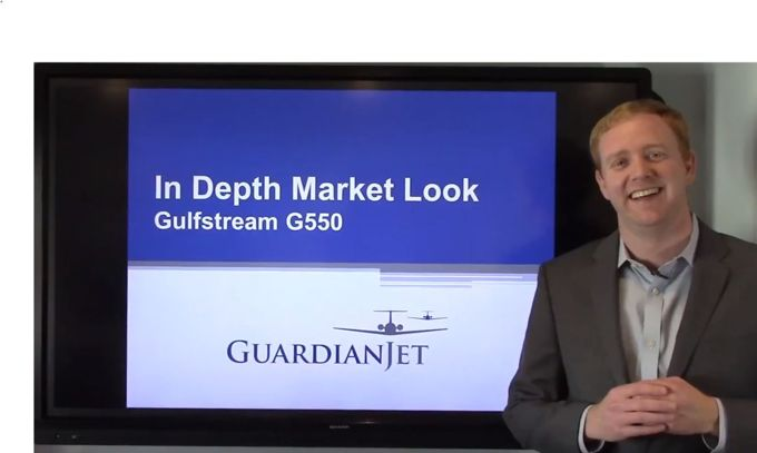 2018 In Depth Market Look - G550 - video