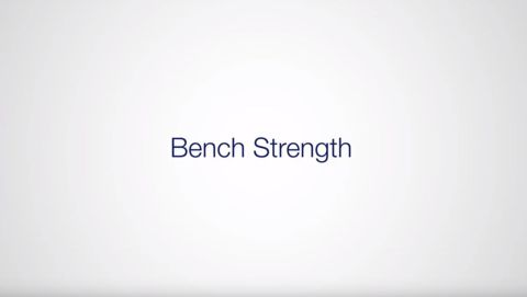 2018 Bench Strength: Why Experience Matters - video