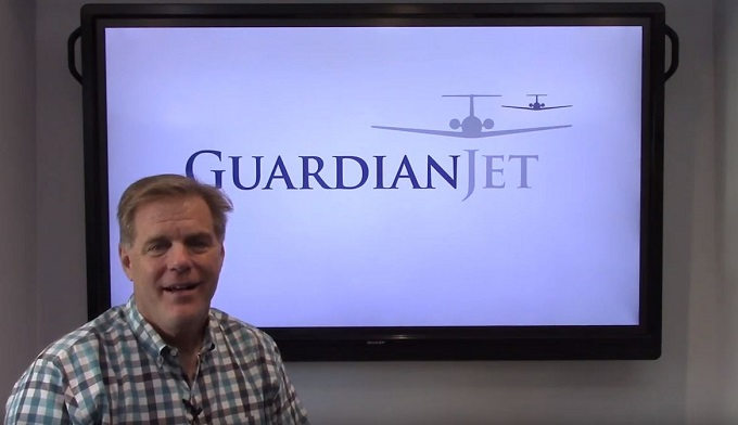 Please Join Guardian Jet at NBAA19 in Las Vegas - video